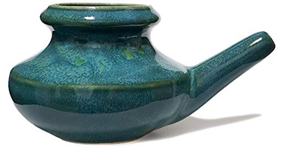 Baraka Ceramic Neti Pot