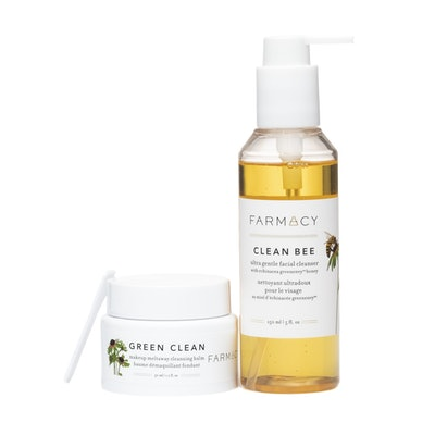 Farmacy Double Cleansing Duo Clean Dream Team