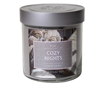 2-Wick Candle Cozy Nights