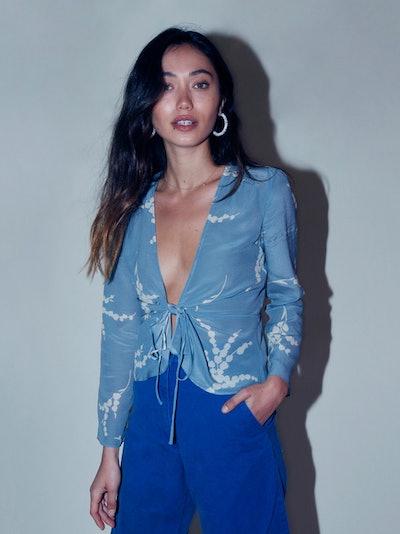 The Bianca - Summer Loving Blue