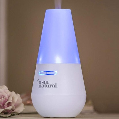 InstaNatural Essential Oil Diffuser For Aromatherapy