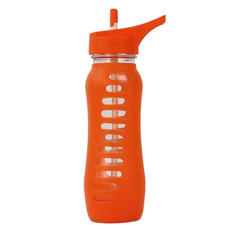 EcoVessel Surf Glass Water Bottle