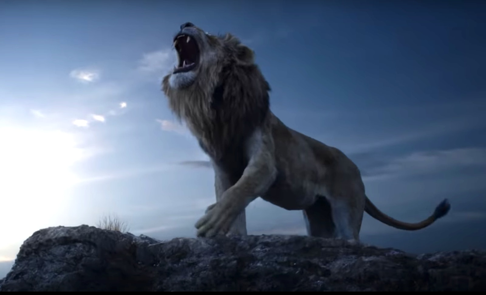 the new  u0026 39 lion king u0026 39  trailer was viewed 224 million times