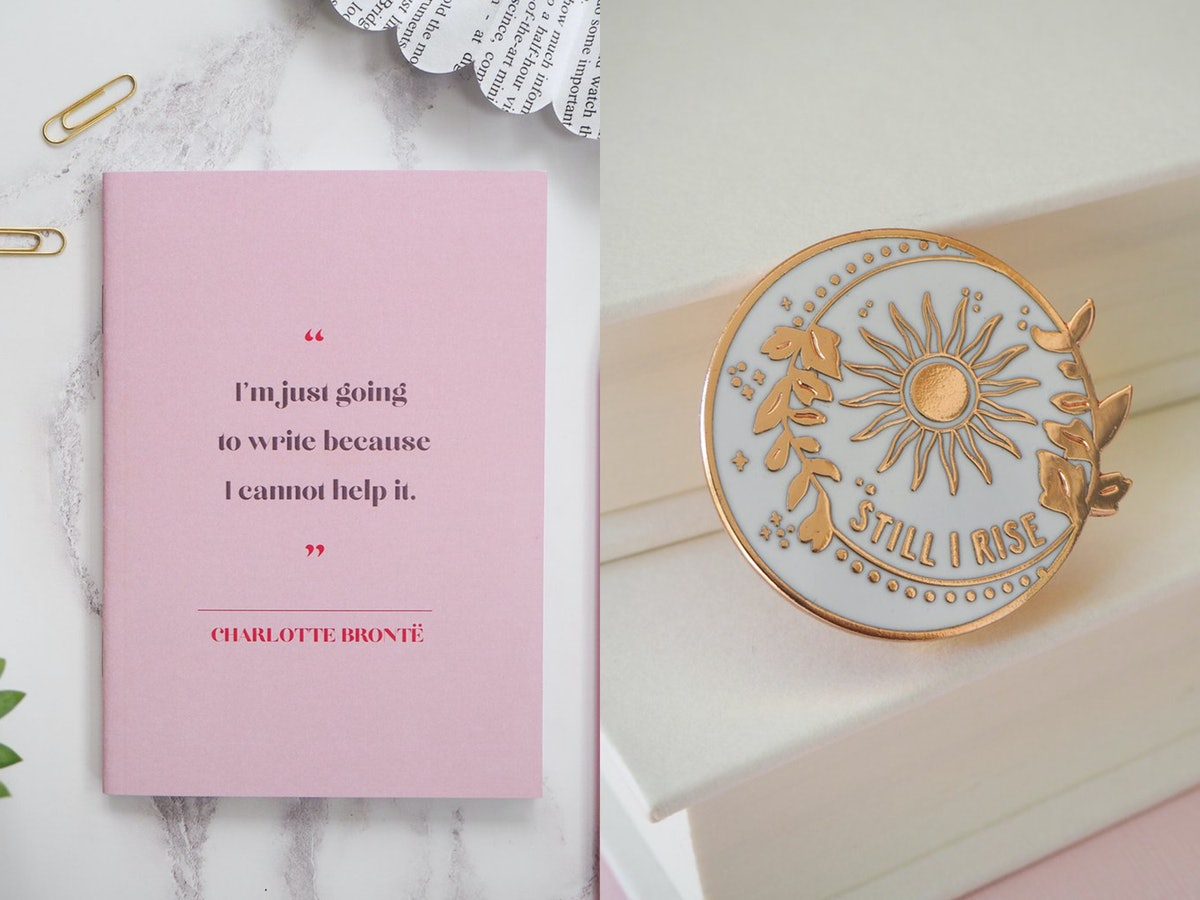 16 Bookish Stocking Stuffers Under $10 That The Readers In Your Life Will Adore