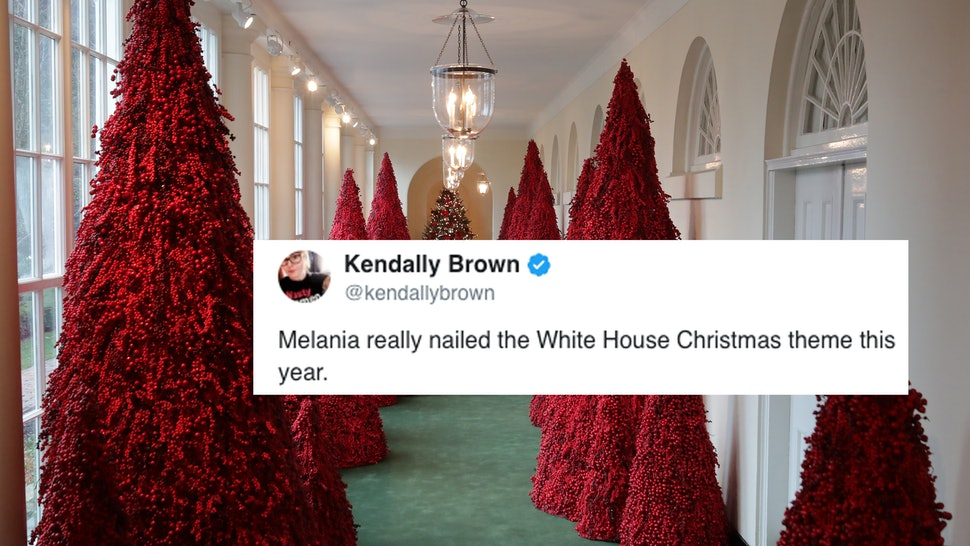 These Melania Trump Christmas Memes Are Twitter S Latest Gift To You