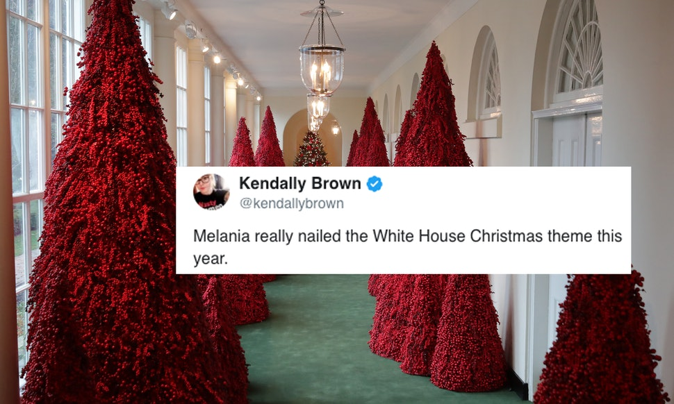 these melania trump christmas memes are twitters latest gift to you