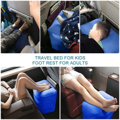 BONAIR OUTFITTERS Travel Foot Rest Pillow