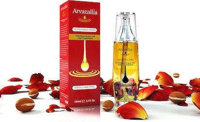 Arvazallia Argan Oil Hair Treatment