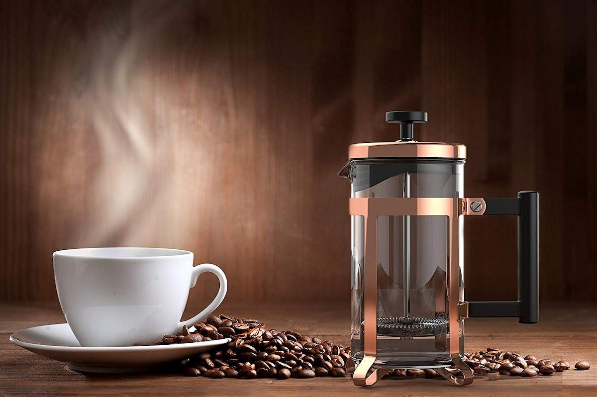 bonVIVO Gazetaro French Press Coffee Maker
