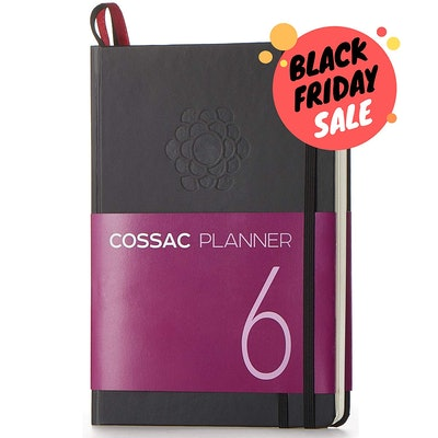 The Ultimate Agenda And Daily Planner