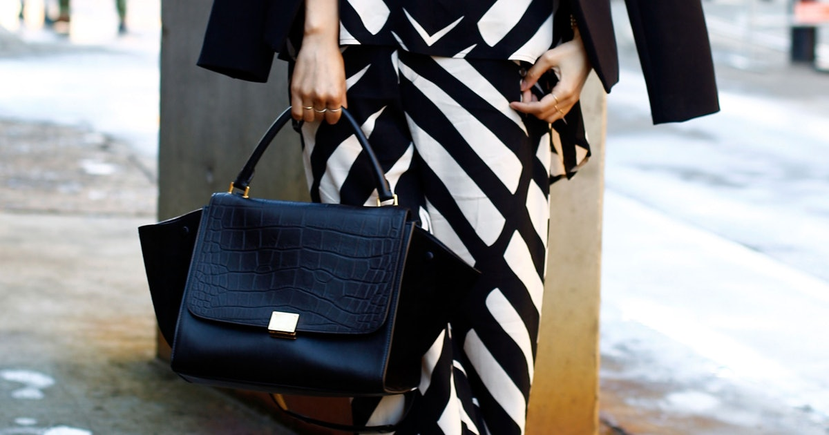 da00085afc 2 Old Celine Bags Have Landed At Christie's & They Won't Be This Price For  Long | The Zoe Report | Bloglovin'