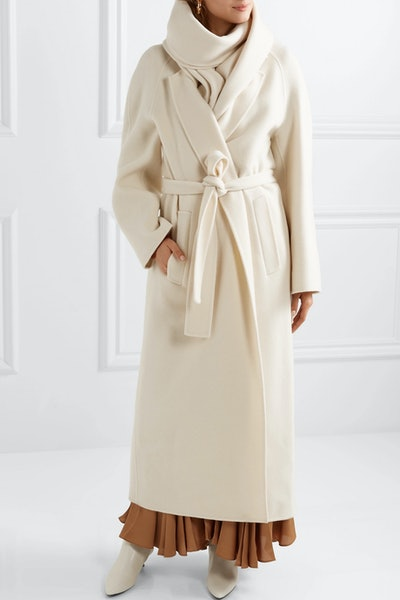 Tooman Cashmere And Wool-Blend Coat