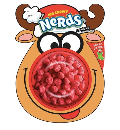 Nerds Big Chewy Christmas Reindeer Candy