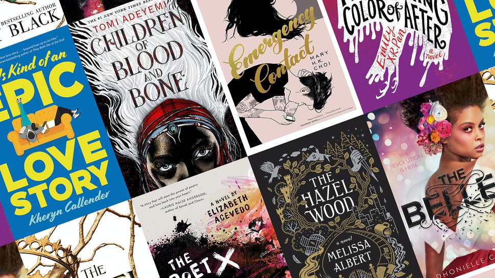 The 25 Best Young Adult Books Of 2018