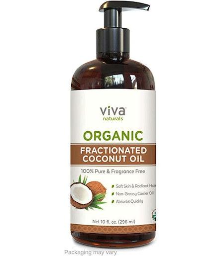 Viva Naturals Organic Fractionated Coconut Oil
