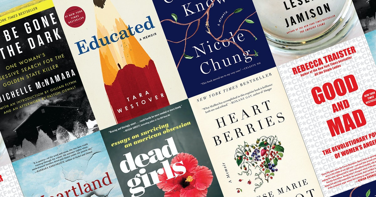 The 25 Best Nonfiction Books Of 2018