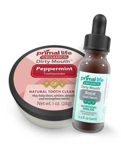 Primal Life Toothpowder Package