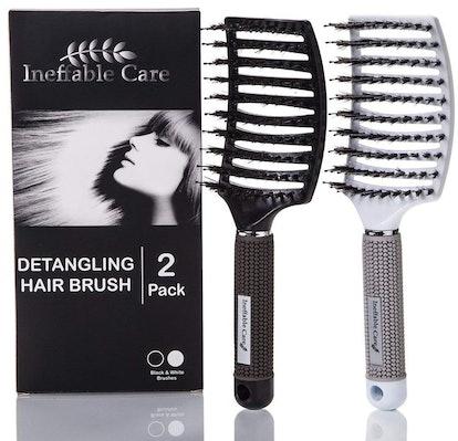 Ineffable Care Boar Bristle Brushes