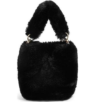 Teddy Faux Fur Bag