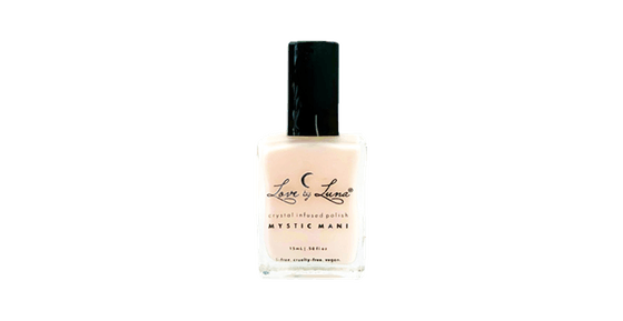Love by Luna Crystal-Infused Nail Polish