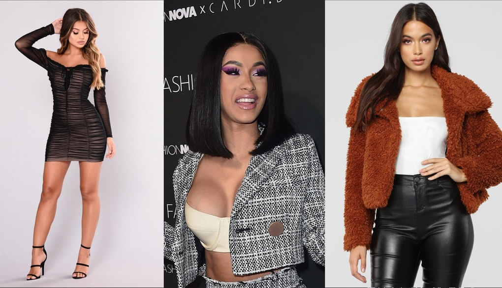 12 New Arrivals From Fashion Nova That Cardi B Would Most Definitely