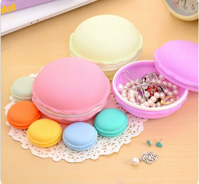 Dodoing Mini Macaroon Storage Box
