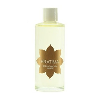 Jasmine Organic Bath Oil