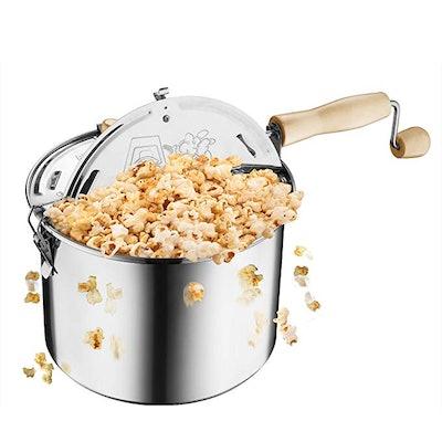 Great Northern Original Stainless Steel Popcorn Popper