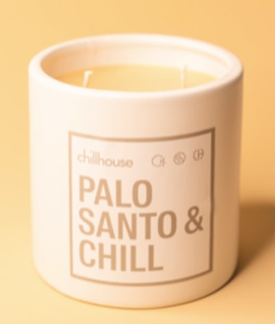 Palo Santo & Chill Candle