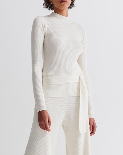 Quinton Mock Neck Sweater