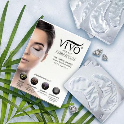 Vivo Per Lei Diamond Eye Mask Patch (12 Pack)