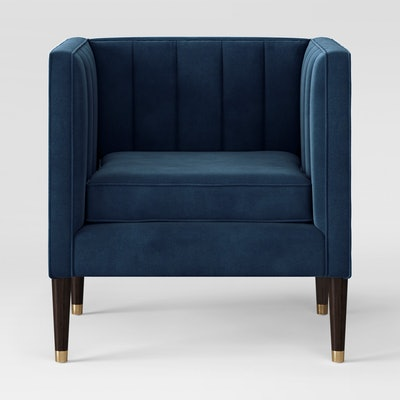 Project 62™ - Soriano Channel Tufted Chair