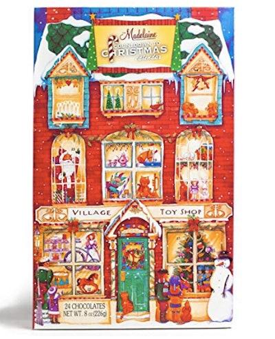 Madelaine Chocolates 2018 Christmas Countdown Advent Calendar