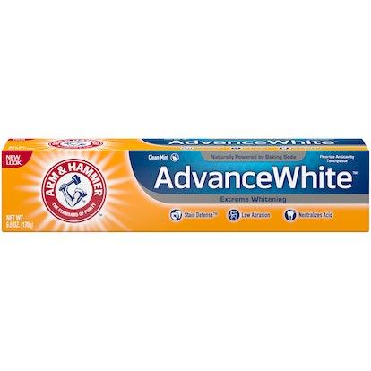 Arm & Hammer Advanced White Extreme Whitening Baking Soda & Peroxide Toothpaste
