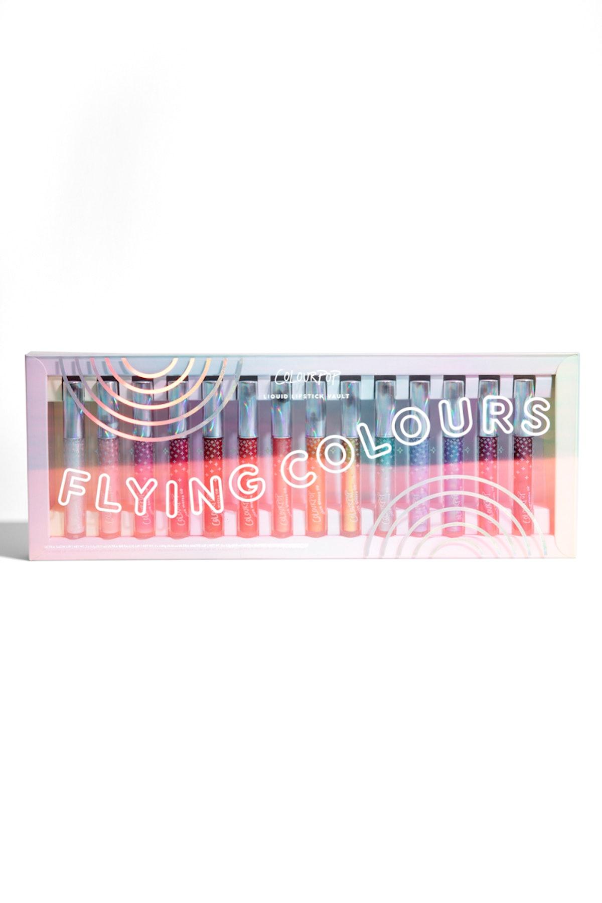 Flying Colors Liquid Lipstick Vault