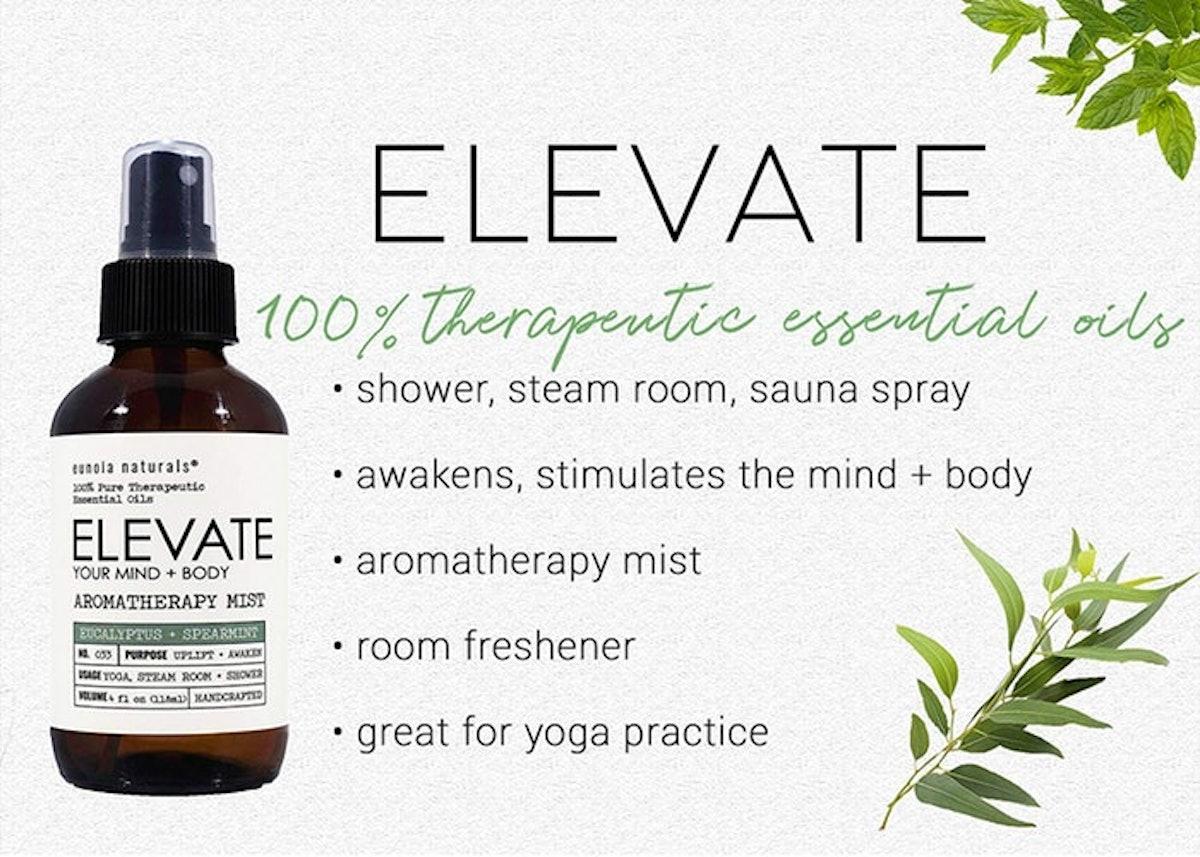 Eunoia Naturals Eucalyptus Shower Spray