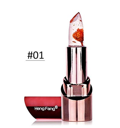 iLH Flower Crystal Jelly Lipstick