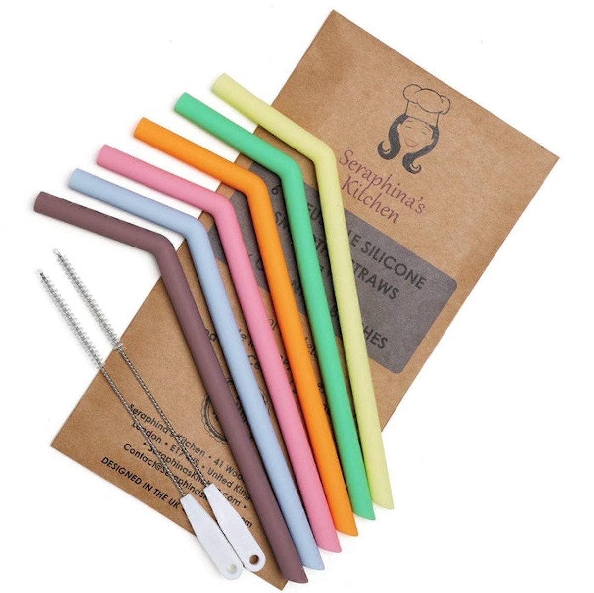 Seraphina's Kitchen Reusable Straws