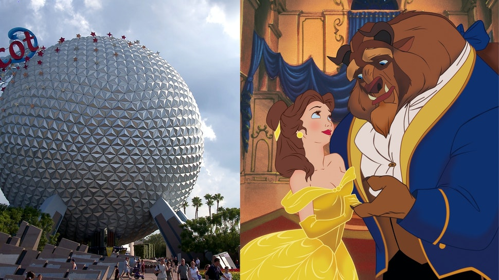 the new rides attractions at disney world s epcot include beauty