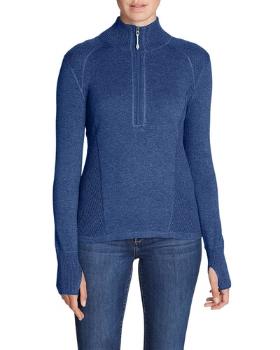 Women's Engage 1/4-Zip Sweater