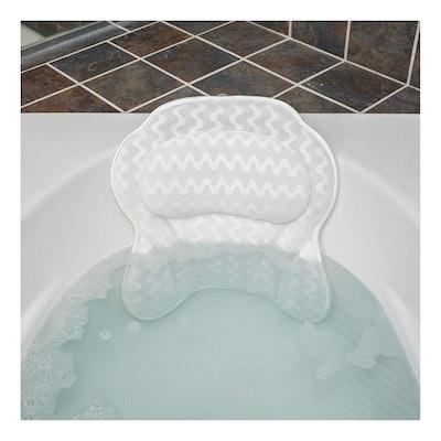 Bath Haven QuiltedAir Bath Pillow