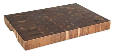 Viking Culinary End Grain Acacia