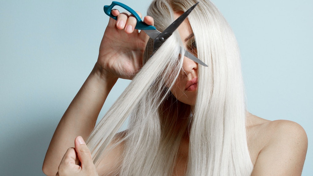 Here's Why Cutting Your Hair Is Empowering, According To Experts Who