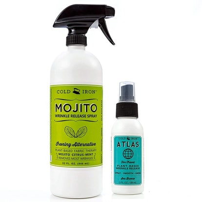 Cold Iron Wrinkle Release Spray