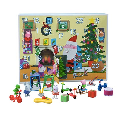 Peppa Pig Santa's Workshop Advent Calendar