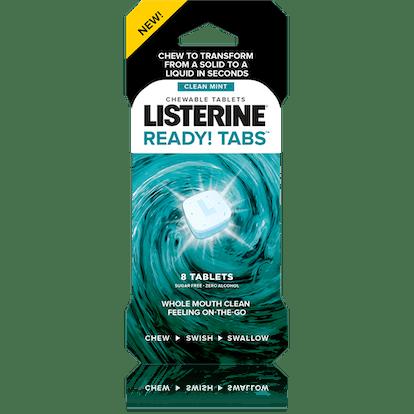 Listerine Ready! Tabs