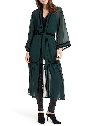 Black Widow Kimono