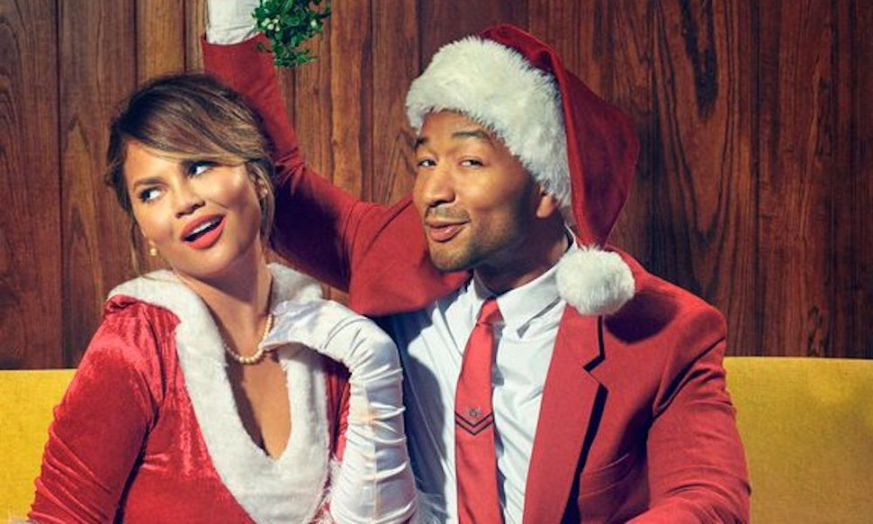 Chrissy Teigen & John Legend\'s Christmas Special Trailer Is A ...