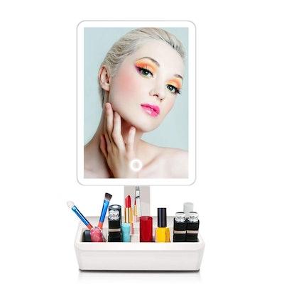 GECOUN Lighted Makeup Mirror