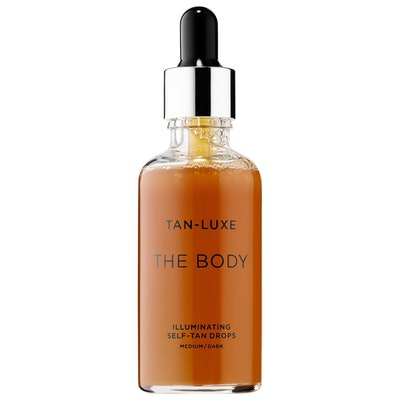 THE BODY Illuminating Self-Tan Drops